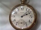 WALTHAM Pocket Watch RIVERSIDE 1914